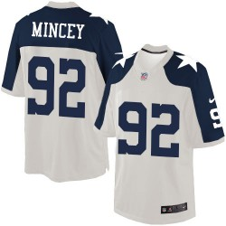 ... Dallas Cowboys Jeremy Mincey Official Nike White Limited Adult  Alternate Throwback NFL Jersey · Dallas Cowboys Womens Nike Jeremy Mincey  ... 43bfb5fac